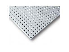 Звукопоглощающая плита гипсовая перфорированная Knauf Cleaneo 12/25 перф. квадр.