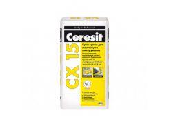 Смесь для анкеровки креплений строительных конструкций Ceresit CX 15