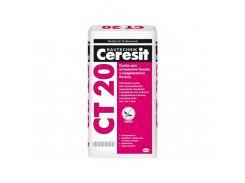 Смесь для укладки блоков из ячеистого бетона Ceresit CT 20