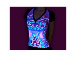 Набор флуоресцентных красок AcmeLight для ткани 8 шт