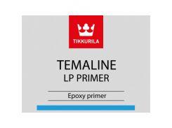 Краска-грунт эпоксидная 2К Темалайн ЛП Праймер Tikkurila Temaline LP Primer серая