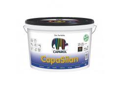 Краска интерьерная силиконовая Caparol CapaSilan B1 белая