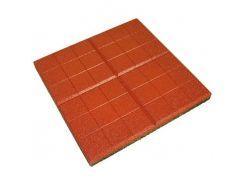 Форма для тротуарной плитки МАО Решетка 35*35*5