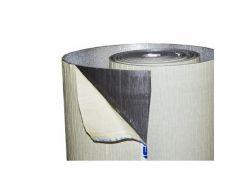Изолон Izolon Pro 3003 самоклеющийся фольгированный серый 1м