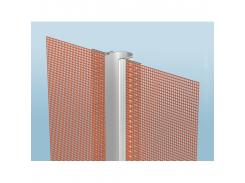 Деформационный шов прямых переходов Caparol Capatect тип Е 2,5м