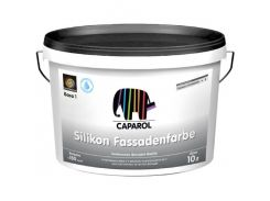 Краска фасадная силиконовая Capatect Standard Silikon Fassadenfarbe B1