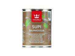 Защитный состав для саун Супи Саунасуоя для дерева и бетона Tikkurila SUPI SAUNASUOJA