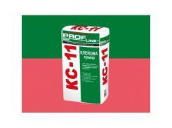 Клей морозостойкий для керамической плитки КС-11 Profline
