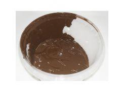 Краска пластизольная коричневая АКЦИЯ! (образец ≈100 г)