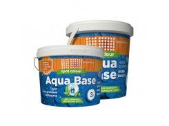 Грунт водный для дерева с биоцидным действием Aqua Base Spot Colour