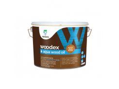 Водоразбавляемое глубокопроникающее колеруемое древесное масло Teknos Woodex Aqua Wood Oil