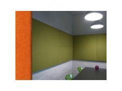 Панель звукопоглощающая стеновая Openakustik Sten 40 мм 600х600 Orange 15