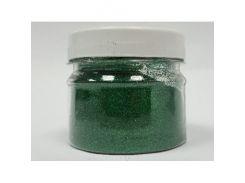 Глиттер голографический GG-05/0,2 мм (1/128) зеленый Tricolor