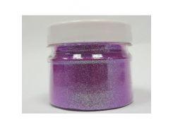 Глиттер ирис GTVI/0,2 мм (1/128) фиолетовый Tricolor