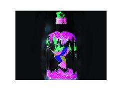 Краска флуоресцентная AcmeLight для стекла (2К) розовая