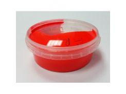 Краска флуоресцентная пластизольная красная
