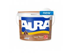 Лазурь для дерева Aura Lasur Aqua дуб