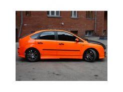 Краска флуоресцентная AcmeLight для металла (2К) оранжевая