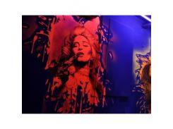 Краска флуоресцентная AcmeLigh для фасада красная