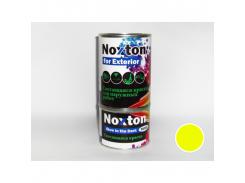 """Люминесцентная краска для наружных работ NoxTon """"Желтая"""" (желтая, желтое свеч.)"""