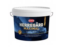 Краска фасадная Gjoco Herregard Maximal полуглянец база C прозрачная