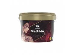 Краска полноматовая моющаяся для стен Eskaro Mattilda
