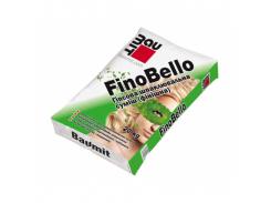 Шпаклевка финишная гипсовая Baumit FinoBello тонкослойная