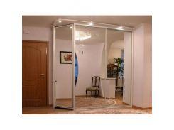 Двери для шкафа купе зеркало