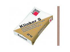 Кладочная смесь Baumit Klinker S бежевая для клинкерного кирпича