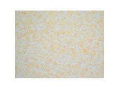 Жидкие обои Silk Plaster Рельеф 323 светло-желтые