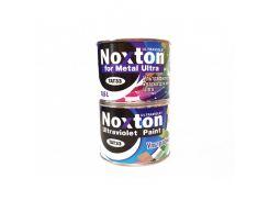 Флуоресцентная краска для металла NoxTon for Metal Ultra белая