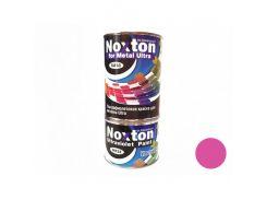 Флуоресцентная краска для металла NoxTon for Metal Ultra розовая