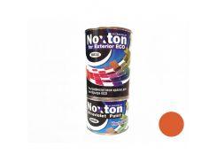 Флуоресцентная краска для наружных работ NoxTon for Exterior Eco темно-оранжевая