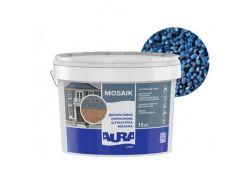 Штукатурка декоративная силиконовая Aura Luxpro Mosaik мозаичная M15 B205