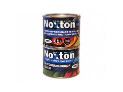 Светоотражающая краска для металла NoxTon оранжевая