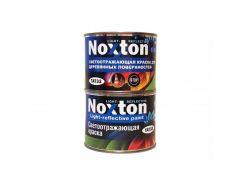 Светоотражающая краска для деревянных поверхностей NoxTon оранжевая
