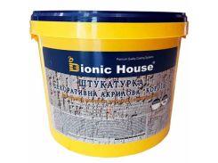 Декоративная штукатурка акриловая Bionic House Короед 2 мм