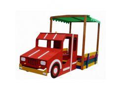 Песочница - Пожарная машина-17