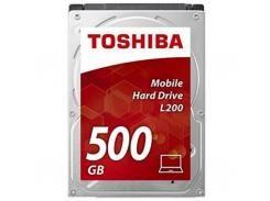 """Жесткий диск для ноутбука 2.5"""" 500GB TOSHIBA (HDWK105UZSVA)"""
