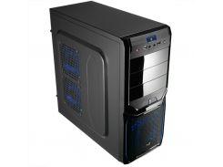 Корпус AeroCool PGS V3 X Advance (Evil Blue) (4713105954906)