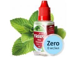 Жидкость для электронных сигарет Yasumi Mint Kawasaki 0 мг/мл (YA-MK-0)