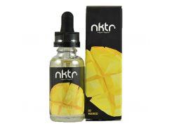 "Жидкость для электронных сигарет NKTR ""Mango"" 3 мг/мл (NM03-030GL)"