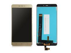 Дисплей (LCD) Xiaomi Redmi Note 4 с сенсором золотистый