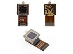 Камера для мобильных телефонов HTC One M8, One M8 Dual SIM, One M8e, основная, со шлейфом