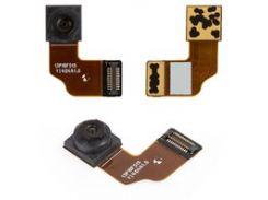 Камера для мобильных телефонов HTC One M8, One M8 Dual SIM, One M8e, фронтальная, со шлейфом