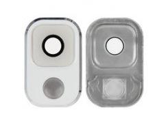 Стекло камеры для мобильных телефонов Samsung N900 Note 3, N9000 Note 3, N9005 Note 3, N9006 Note 3, белое