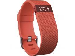 Фитнес браслет Fitbit Charge HR Small Tangerine (FB405TAS)