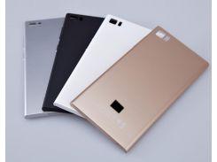 Задняя крышка Xiaomi Mi3 золотистая