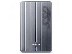 Накопитель SSD USB 3.1 256GB ADATA (ASC660H-256GU3-CTI)