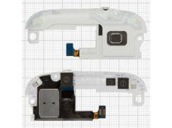 Звонок для мобильного телефона Samsung I9300 Galaxy S3, с антенной, с разъёмом наушников, белый